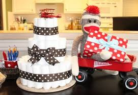monkey baby shower ideas party on a budget a sock monkey baby shower for 100 catch my party