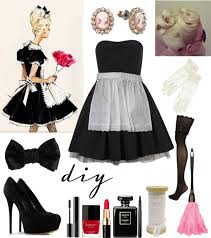Maid Halloween Costumes 25 French Maid Costume Ideas French Maid