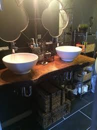 Tiled Bathroom Countertops Natural Live Edge Bathroom Counter Google Search Bathroom