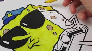 spongebob coloring book spongebob coloring pages coloring book губка боб квадратные штаны