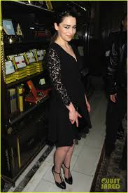 Emilia Clarke Bathtub Emilia Clarke U0026 Natalie Dormer Dolce U0026gabbana Darlings Photo