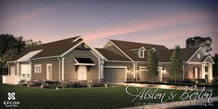 epcon communities floor plans epcon communities franchising announces new duplex and triplex model