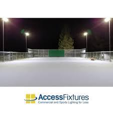 led recreational tennis court lights poles u0026 mounts