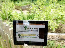 planning your vegetable garden with an ipad app permaculture