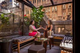 library hotel manhattan dining and entertainment at boutique hotel