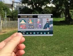 Pokemon Trainer Card Designer Best 25 Pokemon Trainer Card Ideas Only On Pinterest Pokemon