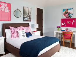 colorful teenage room ideas with minimalist decors and enhancement