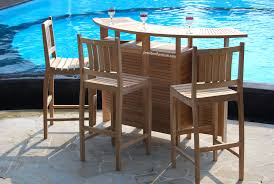 teak garden furniture for outdoor by indonesian wholesale exporter
