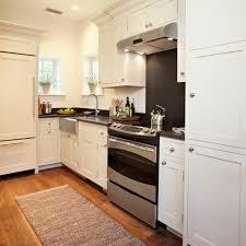 White Galley Kitchen Rooms Viewer Hgtv