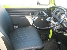 volkswagen bus 2016 interior wild westerner 1973 vw bus
