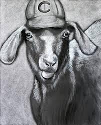 Billy Goat Meme - curse of the billy goat by unillu on etsy 200 00 etsy pinterest