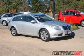2012 opel insignia review australian launch performancedrive