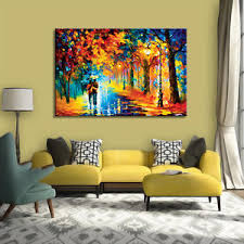 wall decals hd quality print art painting wall uv 3d canvas l size