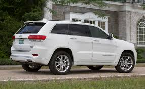 white jeep 2016 2016 jeep grand cherokee and grand cherokee srt myautoworld com