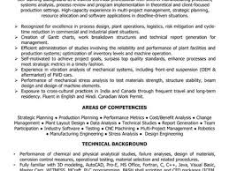 Resume Format For Experienced Production Engineers 31 Production Engineer Resume Samples Production Engineer Resume
