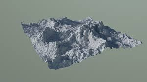 tutorial blender terrain micropolygon displacement basics part 1 2 blender tutorial