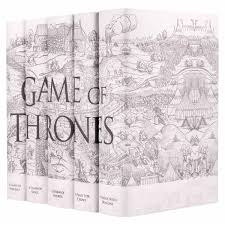 of thrones wrapping paper of thrones complete book set juniper books