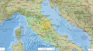 Norcia Italy Map Visso Italy Map Nonanet M 61 3km Nnw Of Visso Italy Two