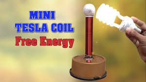 how to make tesla coil at home wireless energy transmission
