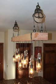 Diy Rustic Chandelier Unconventional Handmade Industrial Lighting Designs You Can Diy