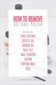 viac ako 25 najlepších nápadov na pintereste na tému remove gel