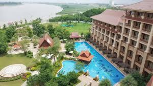 Outside Pool Swimming Pool Landmark Mekong Riverside Hotel