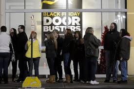 shoppers set out for thanksgiving day savings news republican herald