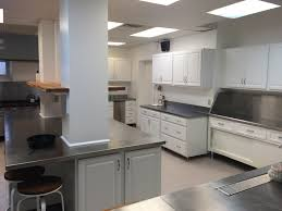 spacious commercial kitchen remodel for a church in clayton mo