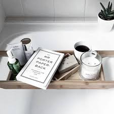 Bathtub Book Tray L E A B O Via Beigerenegade On Instagram Http Ift Tt