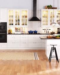 ikea kitchen cabinet ideas best 25 white ikea kitchen ideas on ikea kitchen