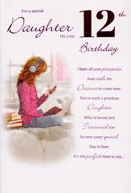 12th birthday cards alanarasbach com