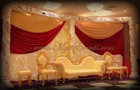 wedding stage decoration rental wedding decor rentals lofty