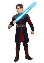 Star Wars Halloween Costumes Anakin Skywalker Costumes Child Kids Star Wars Halloween