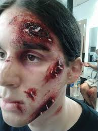 Special Effects Makeup Programs 331 Best Latex Makeup Images On Pinterest Fx Makeup Make Up And