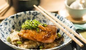 cuisiner filet de truite filets de truite teriyaki à l érable qu est ce qu on mange pour
