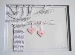 ideas for 1 year anniversary brilliant 1 year wedding anniversary gift ideas for topup