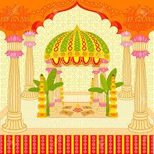 Mandap Decorations Hindu Wedding Mandap Decorations 100 Images Best 25 Wedding