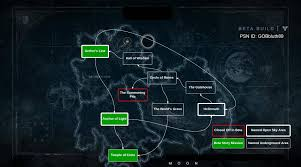 Terminus Cave Map Destiny Maps Starting The Project Destinythegame
