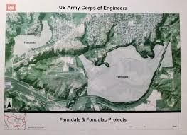Map Of Federally Owned Land In Usa by Army Corps Farm Creek Project Seeks Public Input Peoria Public Radio