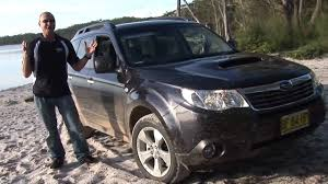forester subaru 2009 2010 subaru forester nrma car reviews youtube
