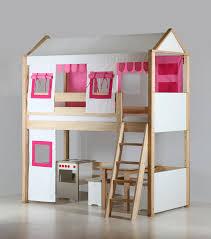 jeux de fille de 6 ans cuisine le lit mezzanine enfant pour les petites filles par de breuyn