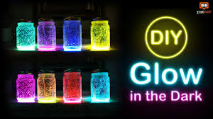 DIY Glow In The Dark Mason Jar  YouTube