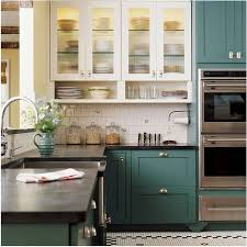 Painted Kitchen Cabinet Colors Best 25 Two Tone Kitchen Ideas On Pinterest Two Tone Kitchen