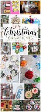 diy tree ornaments to make handmade diy