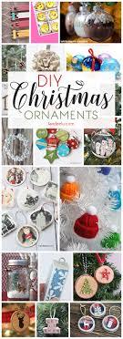 diy tree ornaments to make handmade diy