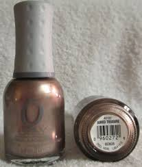 orly nail polish buried treasure 40181 bronze gold metallic