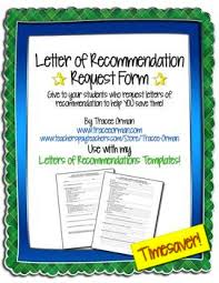 21 best letters of recommendation images on pinterest a letter