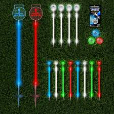 backyard night golf set night sports usa