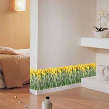 iris flower garden wall sticker wallstickery com