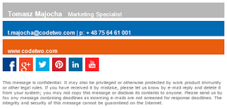 design html email signature dreamweaver how to add social media buttons to your email signature